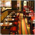 work and travel restaurant